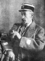 Portrét Františka Kupky.