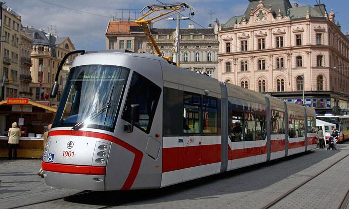 Porsche design: tramvaj Škoda