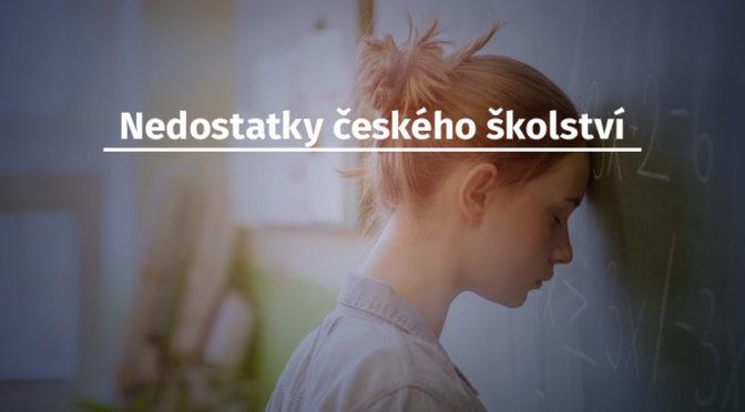 České školství se neprobralo z komunismu